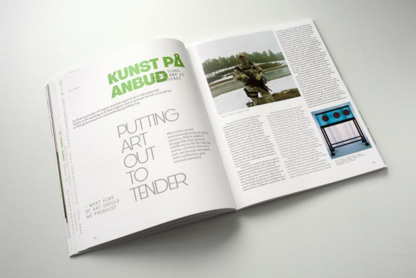 The Norwegian Art Yearbook 2011