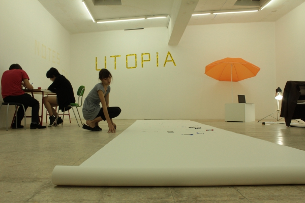 Notes on Utopia, Lisbon